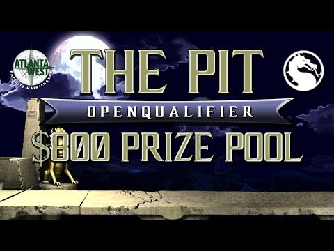 The Pit: Open Qualifier - $800 Prize Pool!
