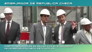 Ezequiel Sardi apuesta a la producción en el Partido de Lomas de Zamora