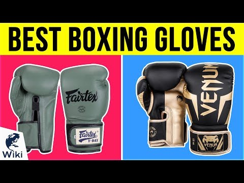 10 Best Boxing Gloves 2019