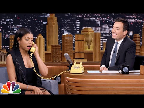 Thumbnail: The Acting Game with Taraji P. Henson