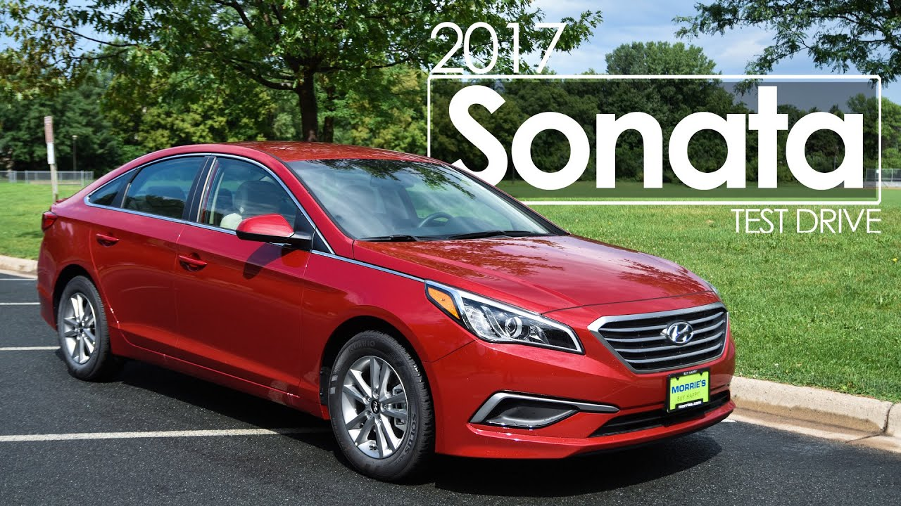 2017 hyundai sonata review test drive youtube. Black Bedroom Furniture Sets. Home Design Ideas