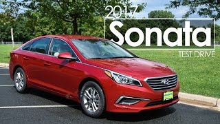 2017 Hyundai Sonata   Review   Test Drive