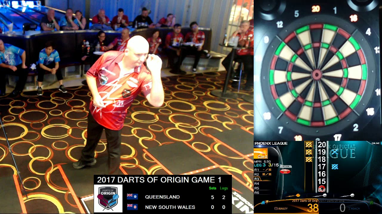 Phoenix Darts Australia Youtube Gaming