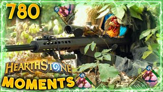 Feeling The Sniper..!! | Hearthstone Daily Moments Ep.780