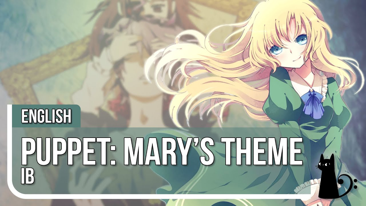 """Download """"Puppet: Mary's Theme"""" (Ib) Vocal Cover by Lizz Robinett"""