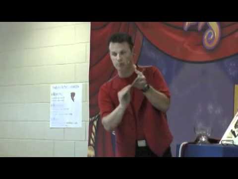 Ken Scott Opening to Math show