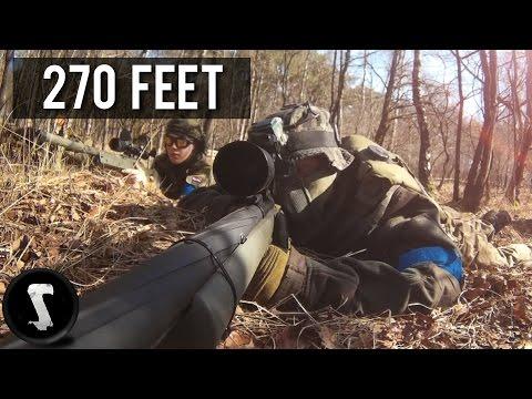 270 FEET Headshots 😎 | Novritsch SSG24