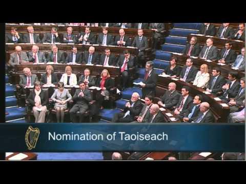 Gerry Adams speaks in the Dáil - 9th March 2011