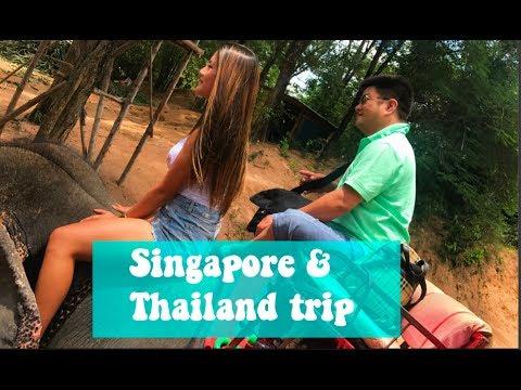 Singapore & Thailand Trip ( Marina Bay Sands, Bangkok etc.) | Sónia Zhu