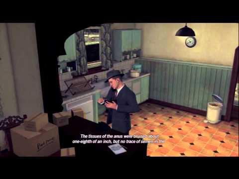 LA Noire Walkthrough: Case 8 - Part 3 [HD] (XBOX 360/PS3) [Gameplay]