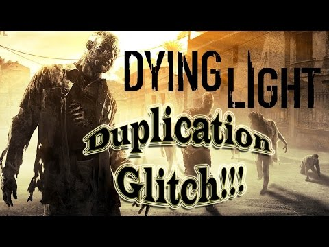 NEW DYING LIGHT UNLIMITED MONEY GLITCH 2017 - YouTube