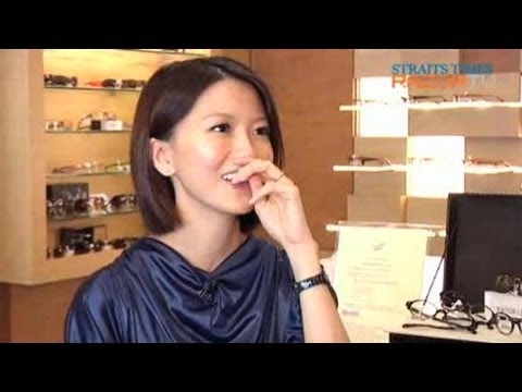 From singer to lady boss (Joi Chua opens optical shop Pt 1)