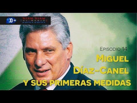 Juan Juan AL MEDIO Ep.14 / Miguel Díaz-Canel y sus primeras medidas