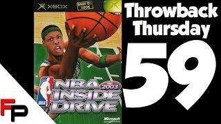 NBA Inside Drive 2003 - Throwback Thursday - Ep. 59