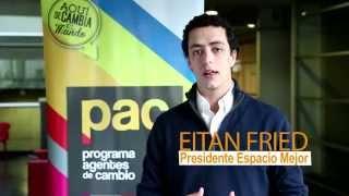 [PAC] Programa Agentes de Cambio - Convocatoria 2014 - Valparaíso y Santiago, Chile
