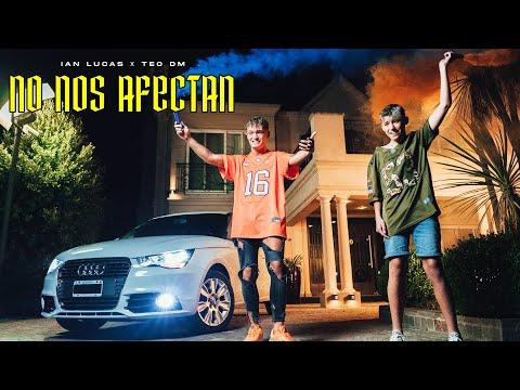 Ian Lucas, Teo DM – No Nos Afectan