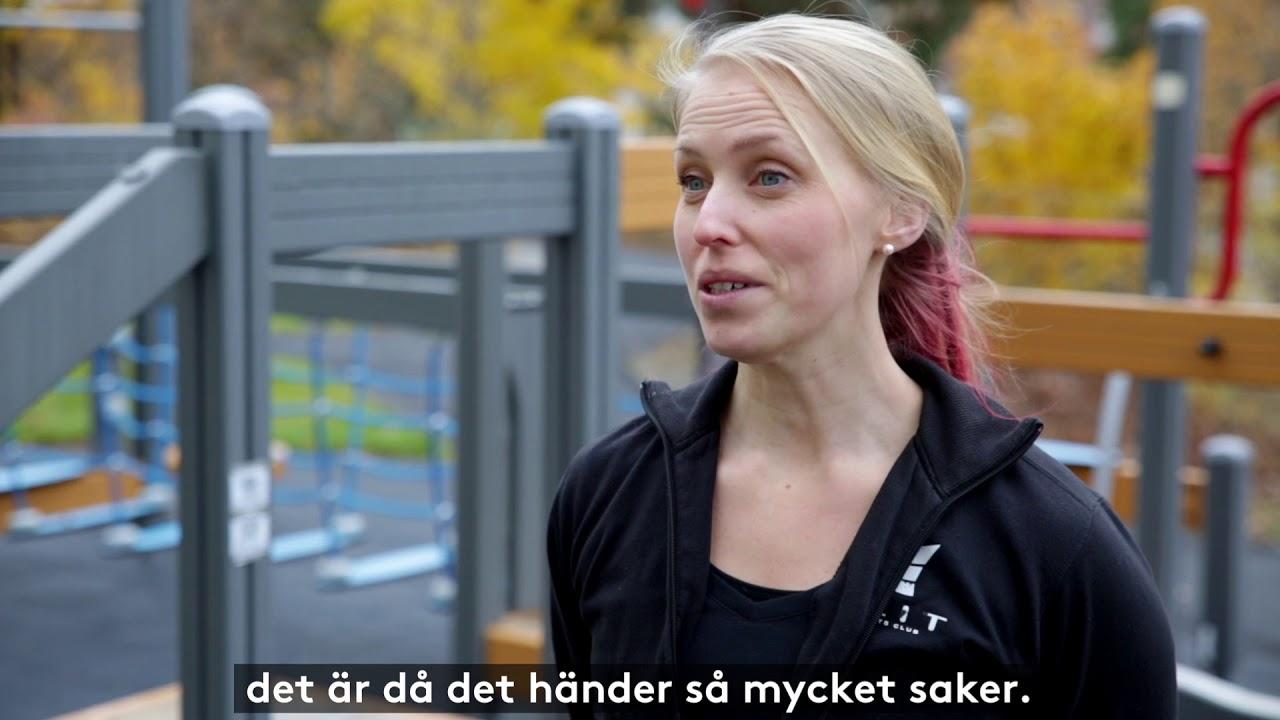 Äldreboendet Villa Tärnö har gym och egen personlig tränare