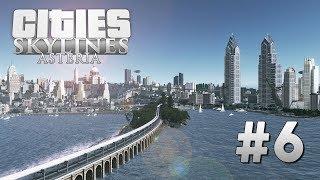 Cities Skylines Asteria [6] The Waterfall Bridge