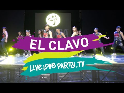 El Clavo | Live Love Party | Zumba® | Dance Fitness