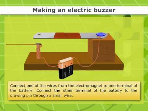 Makinganelectricbuzzer (NTSE)  YouTube
