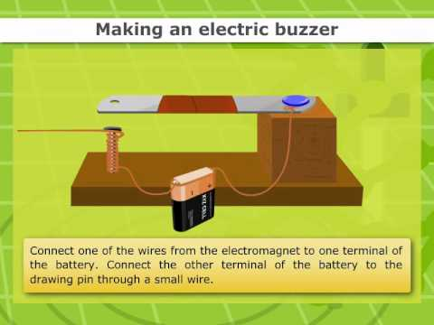 Making An Electric Buzzer Ntse Youtube