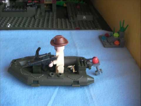 Lego Dolphin Rescue Youtube