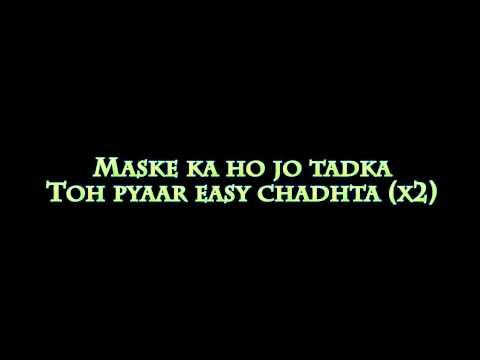 YOU ARE MY LOVE LYRICS - Krrish 3   Mohit Chauhan, Alisha Chinai