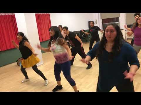 Ainvayi ainvayi | Naach Xpress | Bollywood Funk NYC