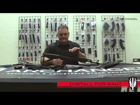 AA47 Archangel AK47 Installation video