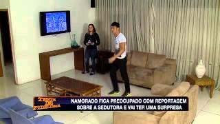 Repeat youtube video Teste de Fidelidade: João Kléber alerta jovem infiel que não queria usar camisinha