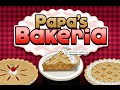 Papa's Bakeria Full Gameplay Walkthrough