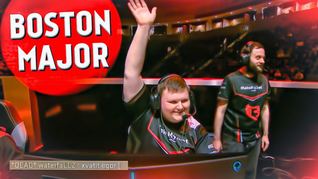 Cs Go Boston Major