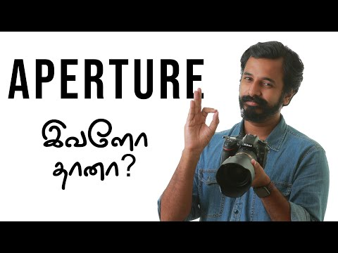#6 what is f number?? | Aperture | Tamil Photography