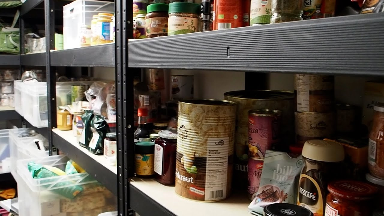 Preparing myself for what is coming... (Prepper Haul and Pantry Tour)
