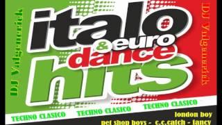 Techno Clasico Megamix ( Eurodisco - Italodisco )