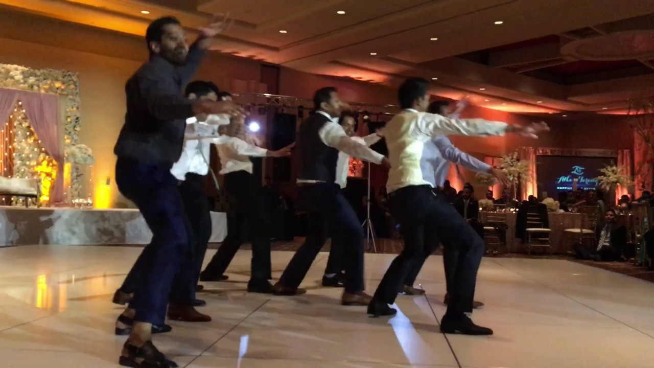 Tarang And Alkas Wedding Dance Medley
