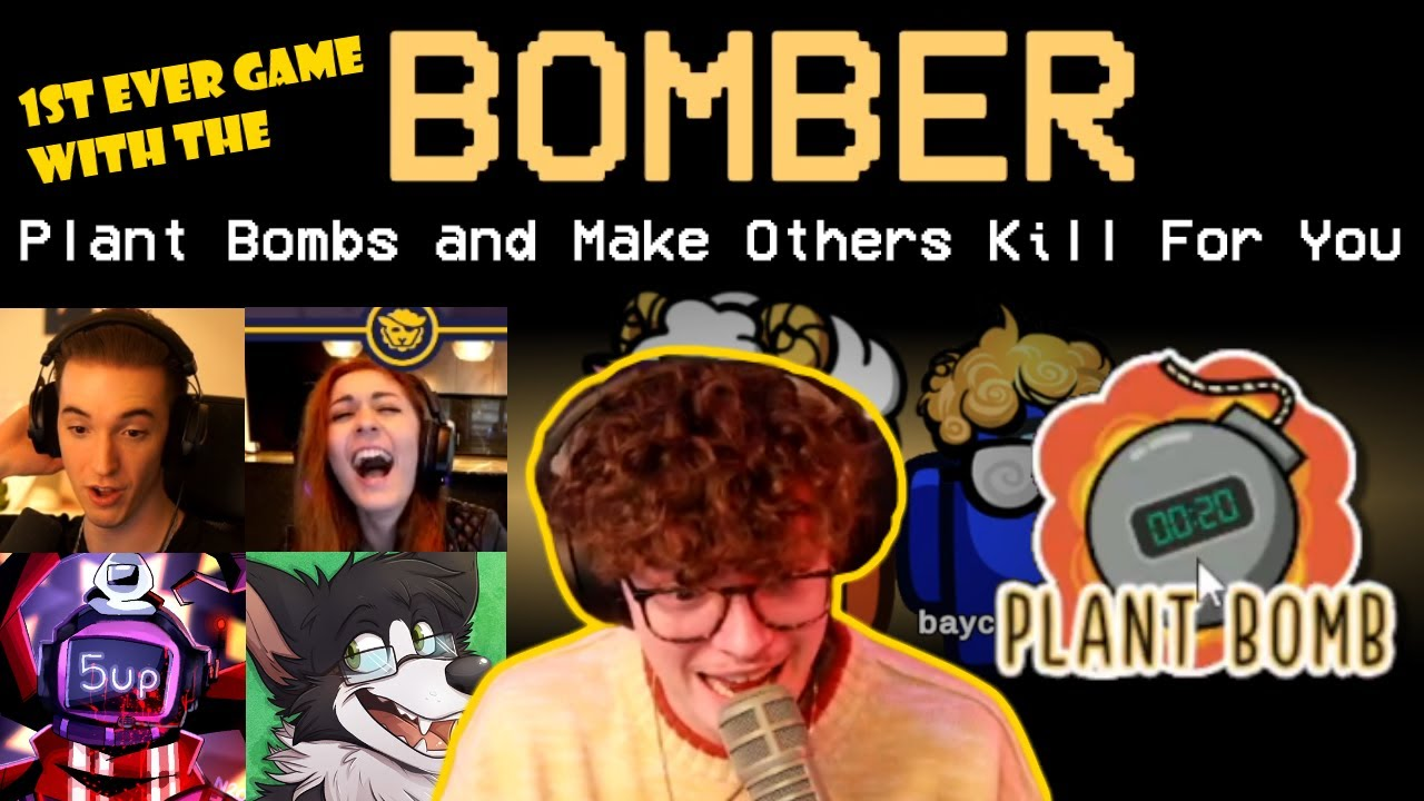 """*NEW ROLE* """"The BOMBER"""" - 1st Ever Reveal in the 5up Lobby!"""