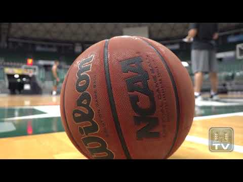 Hawaii Men's Basketball Hold First Practice