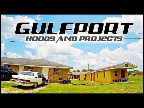 GULFPORT MISSISSIPPI HOODS & PROJECTS TOUR