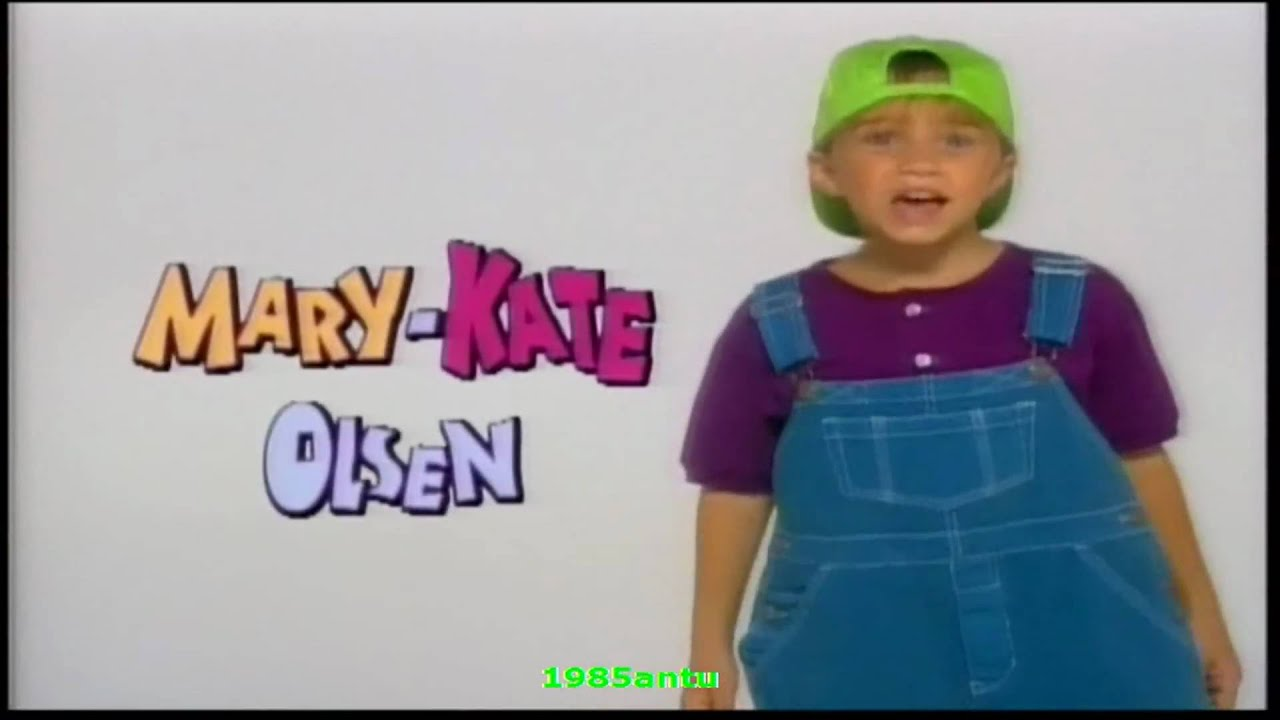 Mary Kate And Ashley You Re Invited Theme Song Hd Youtube