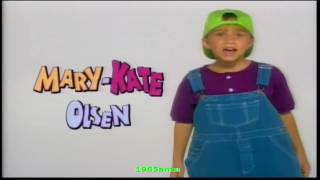 Mary-kate and Ashley - You're invited Theme Song HD