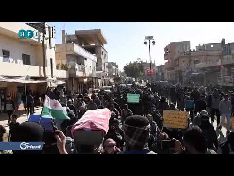 توسع رقعة المظاهرات المطالبة بالإفراج عن المعتقلين في محافظة درعا  - 20:58-2019 / 12 / 7