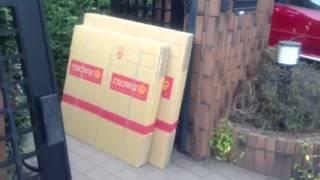 動画日記 トラック車が東京の代官山にもいた!富裕欧米人の豪邸前。森幹...