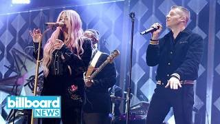 Kesha and Macklemore Announce Joint Tour For Summer 2018| Billboard News