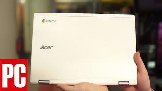 Acer Chromebook R 11 (CB5 132T C1LK) Review