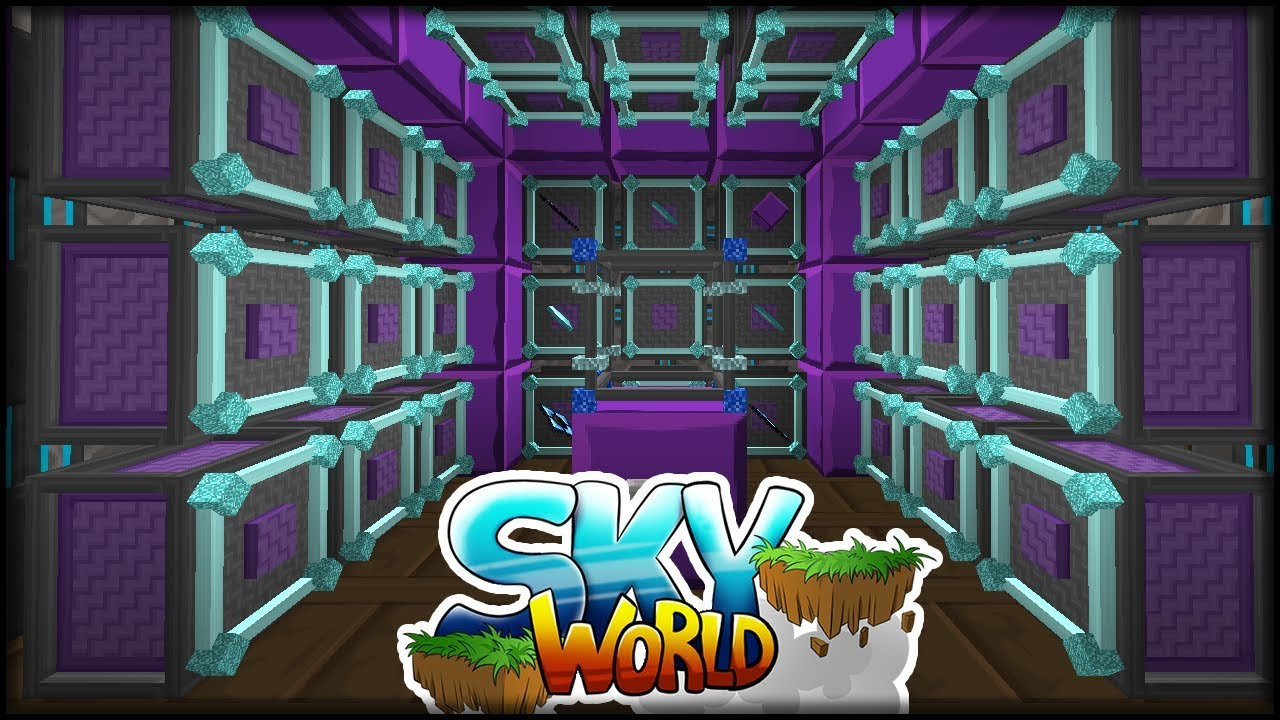how to make a skyworld