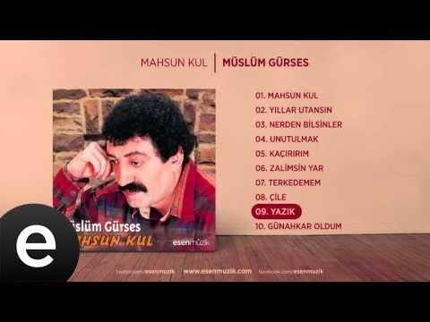 Yazık (Müslüm Gürses) Official Audio #yazık #müslümgürses - Esen Müzik