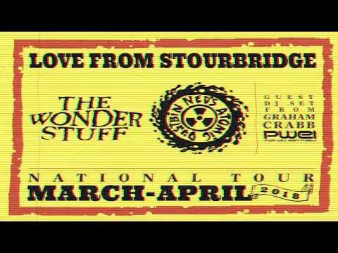 The Wonder Stuff & Ned's Atomic Dustbin - Love from Stourbridge 2018 - Leeds