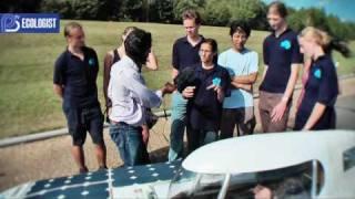 Cambridge University Eco Racing Solar Car - Positive TV & The Ecologist thumbnail