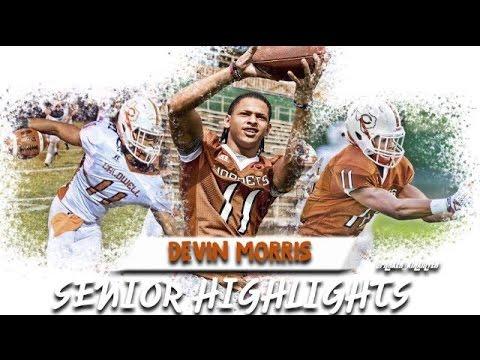 Devin Morris || Ultimate Senior Highlight Mix
